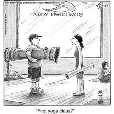 humour  yoga à petits pas…