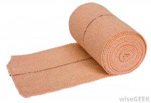 brown-bandage-against-white
